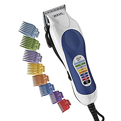 Wahl Color Pro Complete Hair Cutting Kit, 79300-400T