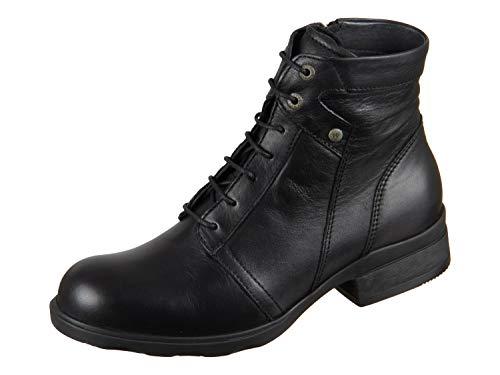Wolky Comfort Stiefeletten Center XW - 20000 schwarz Leder - 40