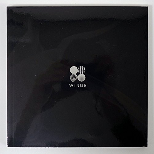BigHit Entertainment BTS - Wings (Vol.2) [N Ver.] CD with Folded Poster Extra Gift Photocard Set