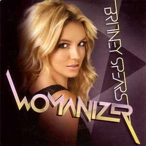Womanizer 2-track CARD SLEEVE 1) Womanizer 2) Kaskade remix - Taken from the singles collection -CDSINGLE