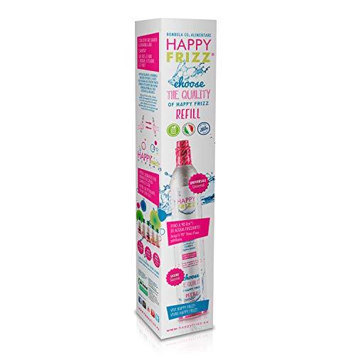 Happy Frizz Additiefles voor waterpomp, universeel inzetbaar