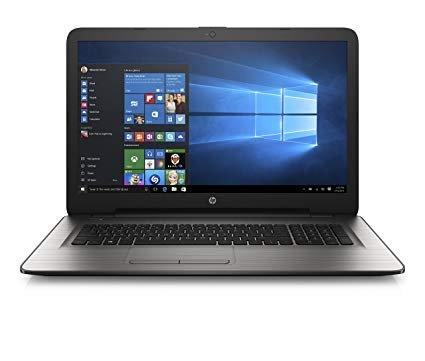 HP 17-bs061st 17.3' Laptop Computer (7th Generation Intel Core i3, 1TB SATA HD, 8GB DDR4, Windows 10, Intel HD Graphics 520)