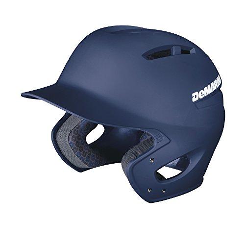 DeMarini Paradox Fitted Pro Batting Helmet, Navy, Extra Large (7 5/8-7 3/4)