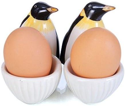 Preisvergleich für pinguine pinguin eierbecher Eierbecher Set Modell Pinguin -2 er Set , exclusives design