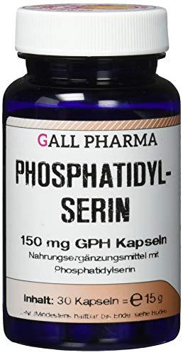 Gall Pharma Phosphatidylserin 150 mg GPH Kapseln, 30 Kapseln