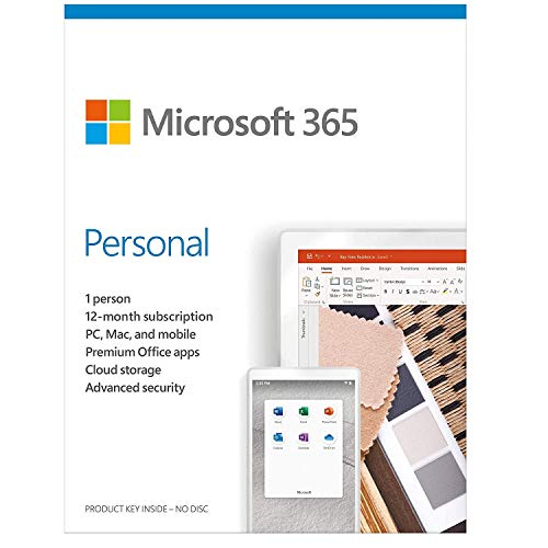 HP Pavilion Gaming 15.6-inch FHD Gaming Laptop (Ryzen 5-4600H/8GB/1TB HDD/Windows 10/NVIDIA GTX 1650 4GB/Shadow Black), 15-ec1024AX + Microsoft 365 Personal-One Year Subscription