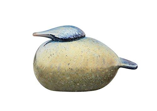 Iittala Oiva Toikka Lustre Puffball Glass bird