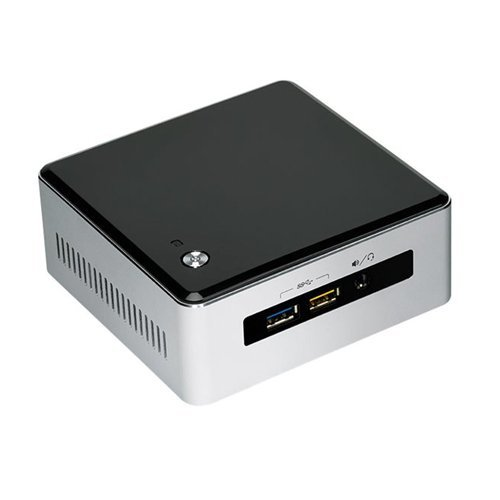 Intel NUC-Kit i3-5010U 2.1GHz HD5500 NUC5I3RYH