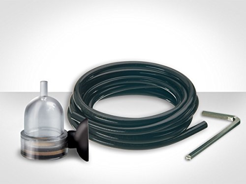 Askoll CO2 Pro Green System Impianto a CO2 Acquario Made In Italy Bombola Co2 500gram Usa&Getta Impianto Anidride Carbonica Completo Per Piante Belle Facile E Veloce Integratore Di Anidride Carbonica