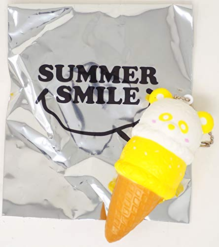 AAA 日高光啓 黄色 スクイーズキーホルダー え〜パンダ a-nation 2019 SUMMER GOODS 2019 ファングッズ