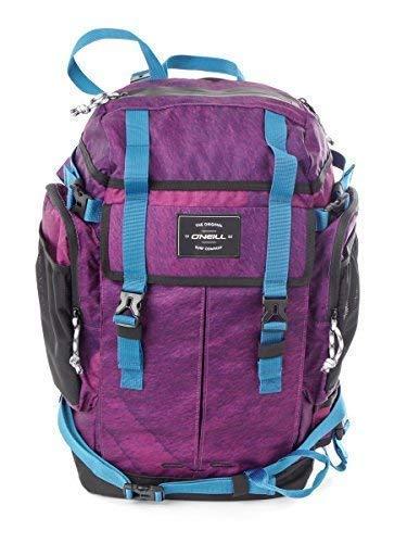 O´Neill Rucksack Backpack Powder lila Taschen Brustgurt Bauchgurt 25 L