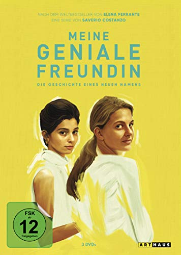 Meine geniale Freundin - Die Geschichte eines neuen Namens / 2. Staffel [3 DVDs]