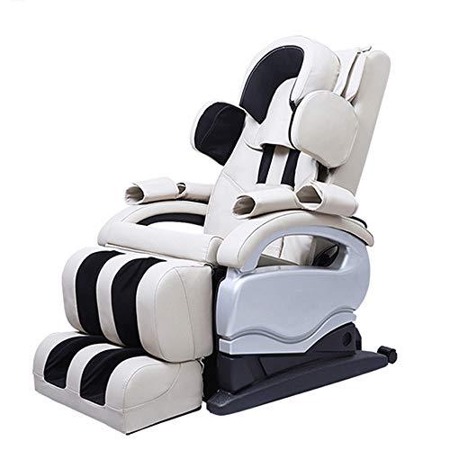 Airser Massagestuhl Oberschenkel Und Rücken, Ganzkörper-luftmassage, Schwerelosigkeits-massagestuhl, Rollenmassage Vom Nacken Bis Zur Hüfte, Yoga-Stretching-funktionsliege