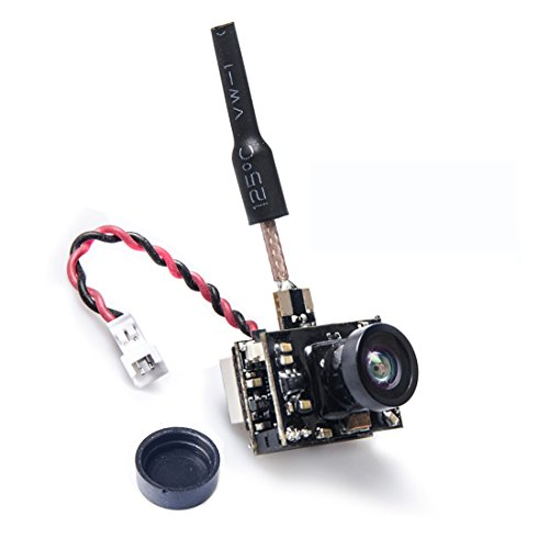 AKK BA3 5.8G 40CH VTX 0/25mW/50mW/200mW Switchable 600TVL 1/3 Cmos Micro AIO FPV Camera and Transmitter for FPV Drone Like Tiny Whoop Blade Inductrix