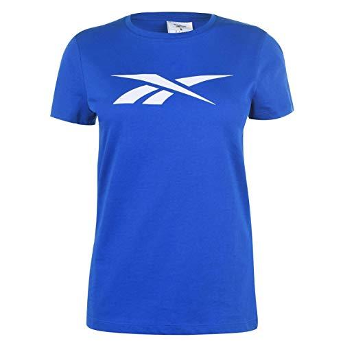 Reebok Te Vector tee Camiseta, Mujer