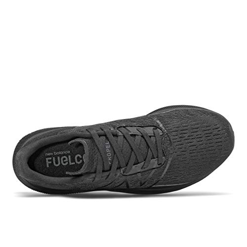 New Balance Women's FuelCell Propel v2 Road Running Shoe, Black, 6 UK