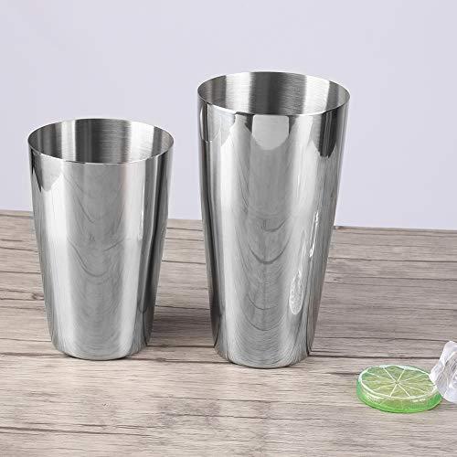 Okuyonic Coctelera, Buen Efecto a Prueba de Fugas, Aspecto Brillante, coctelera para Bebidas con Taza Grande para cócteles para el hogar
