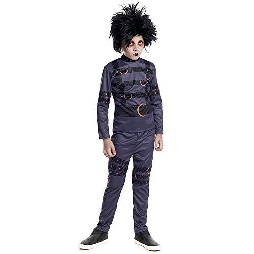 Disfraz Señor Scissors Niño Cosplay Manostijeras (5-6 años) (+ Tallas) Carnaval Halloween