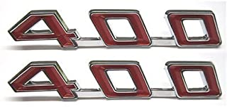 1968 firebird emblems