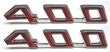 Best firebird 400 hood Reviews