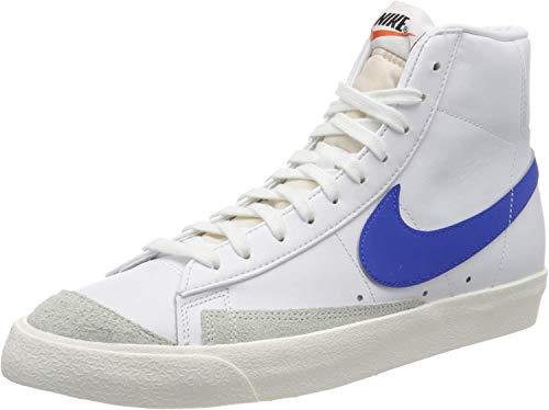 Nike Blazer Mid '77 Vntg Basketbalschoenen voor heren, wit