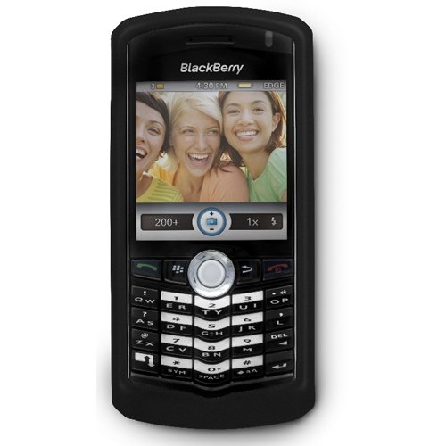 BlackBerry Skin, Black - Accesorio dispositivos portátil