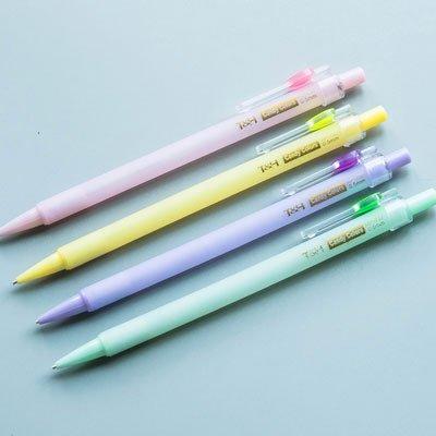 WEIAIXX automatische potlood volledig metaal 0,5/0,7 mooie primaire school briefpapier winkel met een schilderij door te drukken op de actieve kind Candy kleur 0,5