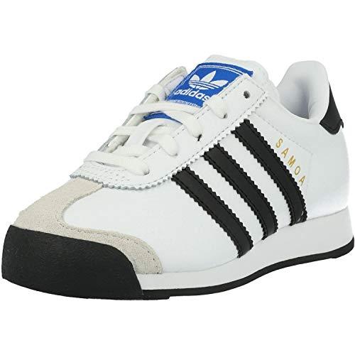 adidas Originals Samoa C Blanco/Negro Cuero 30 EU