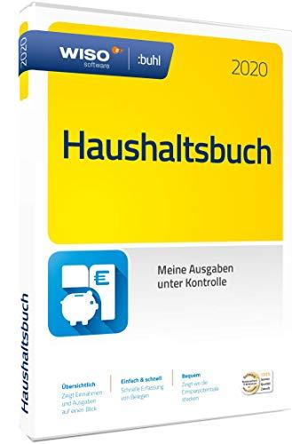 Preisvergleich Produktbild WISO Haushaltsbuch 2020 (WISO Software) / Disc in Standardverpackung