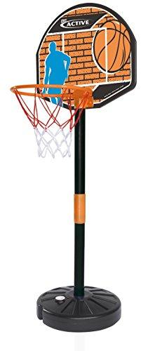 Simba 107407609 Basketball-107407609 Basketball Set, Mehrfarbig