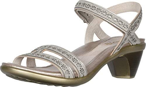 Naot Footwear Women's Idol Heel Gray/Gray Stones 9 M US
