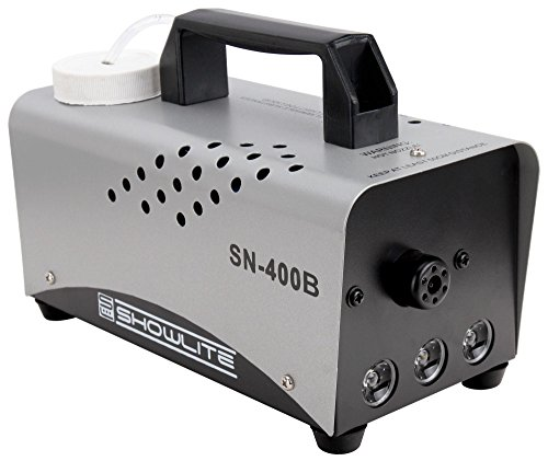 Showlite SN-400B Nebelmaschine mit blauen LEDs Erfahrungen & Preisvergleich