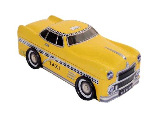 stylebox Silver Crane Company Dose Auto Taxi Gelb