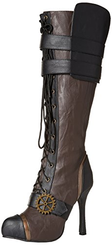 knee high combat boots mens