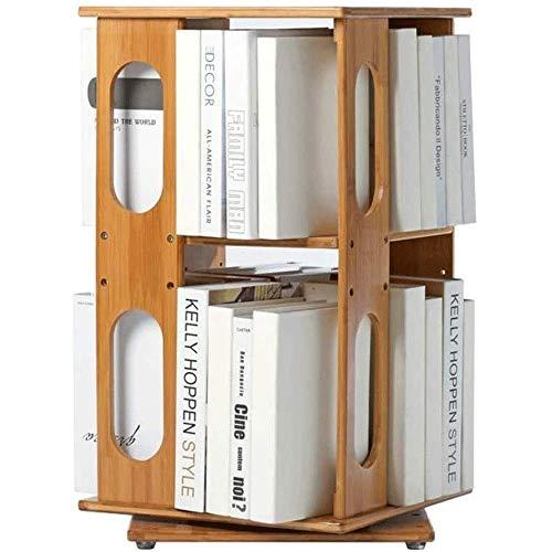 Daily Equipment Display Rack Free Standing Shelf for Living Room Bookshelf Storage Shelf Bookcase Bookshelf Small Bookshelf Bookshelf Rack Swivel Open shelf Low Bookcase Small Solid Wood Bookshelf