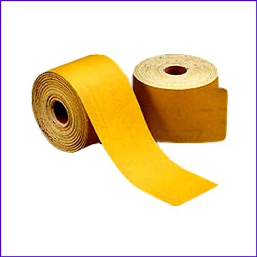 House Deals Gold Sticky Back Roll Block x 2.75