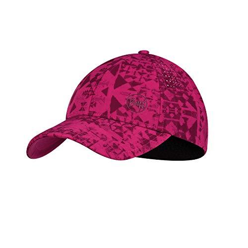 Buff Damen Trek Cap Kappe, Rosa ,S/M