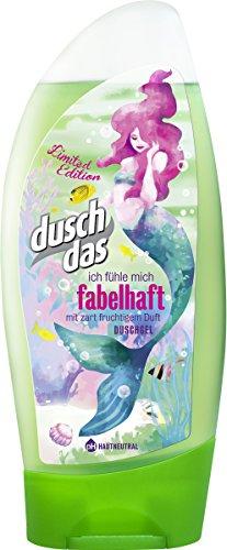 Duschdas Duschgel Ich fühle mich fabelhaft, 250 ml, 6er Pack (6 x 250 ml)