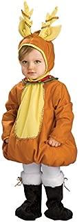 Rubie's Festive Reindeer Child's Costume, Toddler