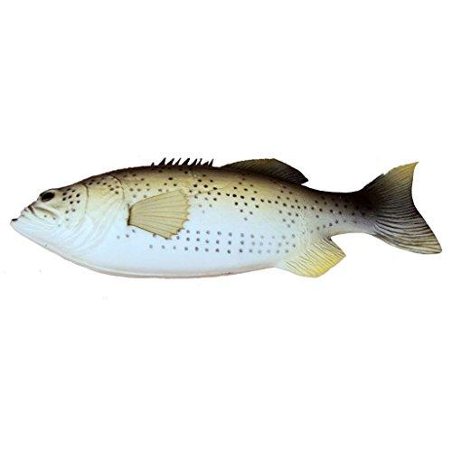 Simulation Ainimal Imitation Cuisine Artificielle Poisson Modèle Décoration Maison Pêche (7 Espèces) - Poisson à Pois