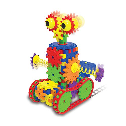 Techno Gears Dizzy Droid STEM Construction Set   $9.94 at Amazon