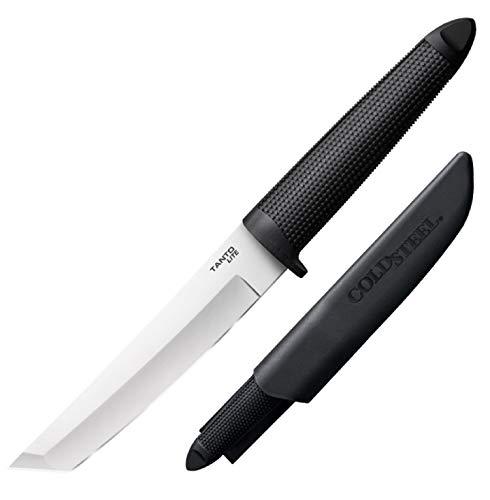 Cold Steel Tanto Lite Cuchillo Adulto Unisex, Negro, 152mm
