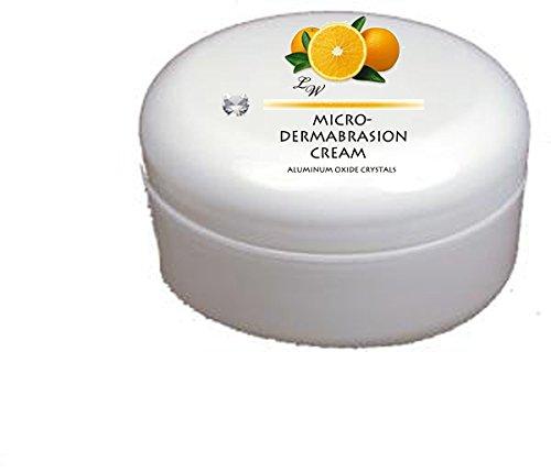 LeWilnet Microdermabrasion Cream Scrub Best Anti Wrinkle Cream, Microdermabrasion At Home, Cream Anti Aging Skin Treatment Beautiful Skin Tone, Even Texture, Minimizing Pores, Remove Blackheads