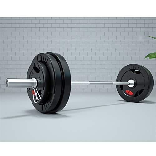 manubri palestra 70 kg Bilanciere Grande Cast Forza Ferro Peso 20KG / 30KG / 40KG / 50KG / 60KG / 70KG Olimpico Bilanciere Body Building