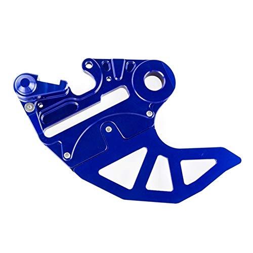 Gzcfesbn Motocicletas Protector de Disco de Freno Trasero for Husqvarna 125-450 Te FE FX Durable (Color : Blue)