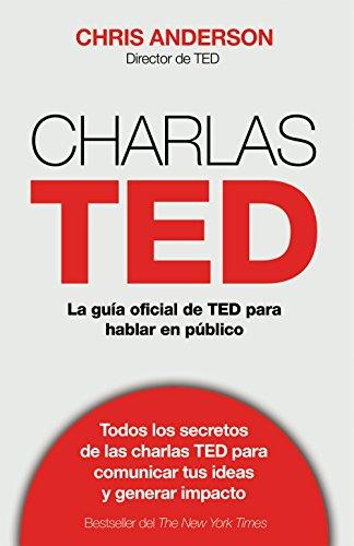 ebook Charlas TED: La guía oficial TED para hablar en público