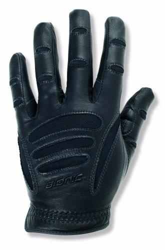 Bionic Men's Driving Gloves, Black, Medium