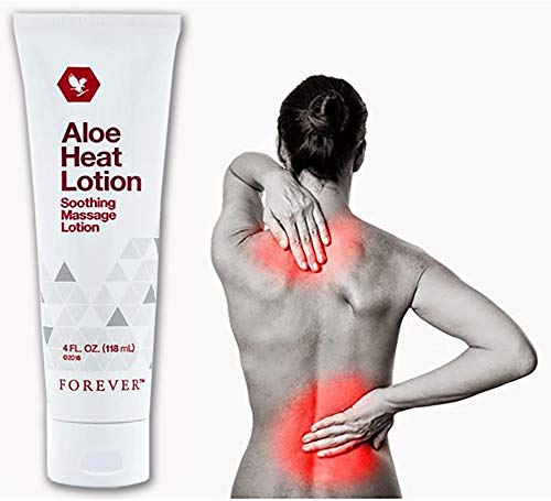 Forever Living Aloe Heat Lotion 3pc by FLP