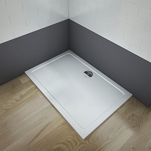 Duschwanne Duschtasse für Duschkabine Duschtür Duschabtrennung mehrere Außenmaßen