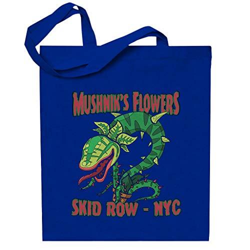Cloud City 7 Mushniks Flowers Skid Row NYC Little Shop Of Horrors Totebag